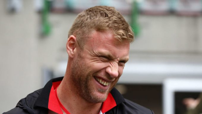 Andrew Flintoff would 'love' to be England coach and once applied for role