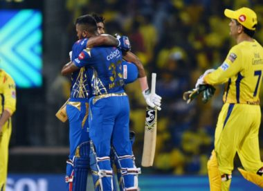 The IPL daily brief: Liverpool have nothing on Mumbai Indians