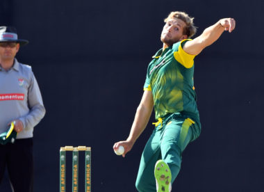 Kent sign South Africa's Wiaan Mulder for County Championship stint
