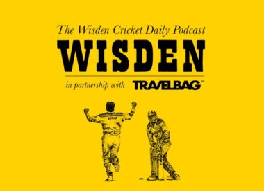 Wisden Daily Cricket Podcast: Afghanistan's near miss and brilliant Brathwaite