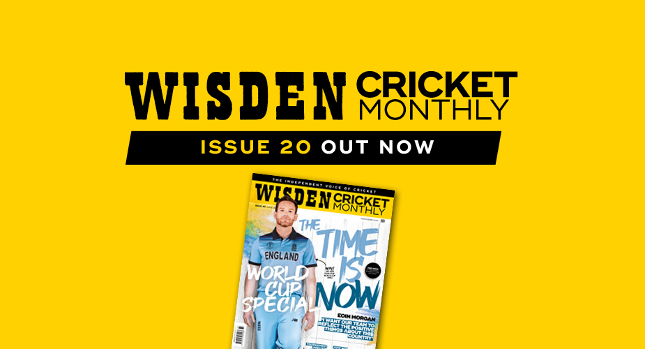 Wisden Cricket Monthly issue 21