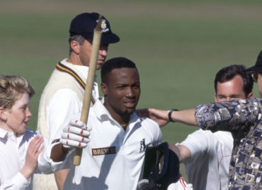 Eyewitness accounts of Brian Lara's 501* & 375 – Almanack
