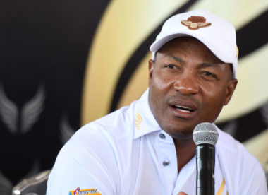 Brian Lara admitted to Mumbai hospital after heart scare