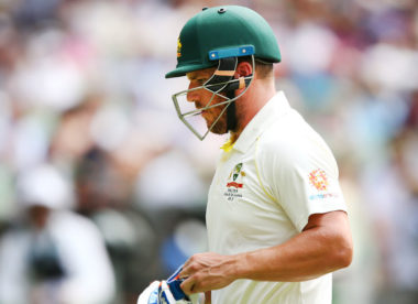'I'm way down the list' — Aaron Finch not pursuing Ashes spot