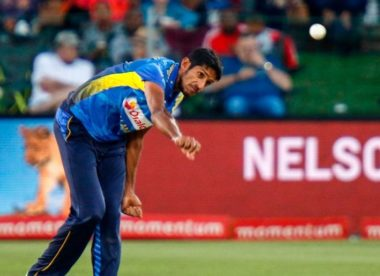 Sri Lanka call up Rajitha as chickenpox rules out Pradeep