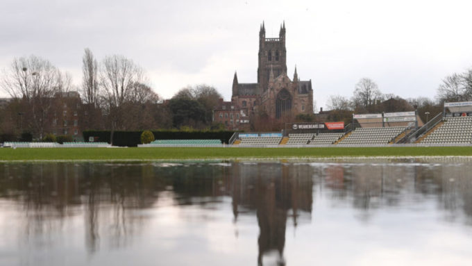 Fixture switch for Warwickshire & Essex after New Road flooding