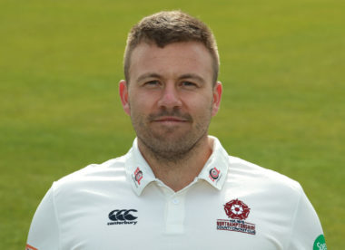 Adam Rossington given Northants captaincy and new deal