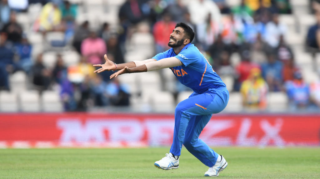 Jasprit Bumrah's workload will be managed carefully