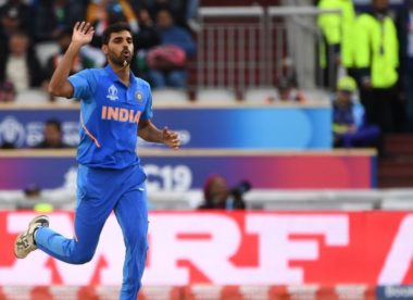 Bhuvneshwar Kumar faces minor spell on the sidelines after hamstring injury