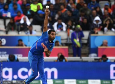 Bhuvneshwar Kumar ruled out of Pakistan game with hamstring injury