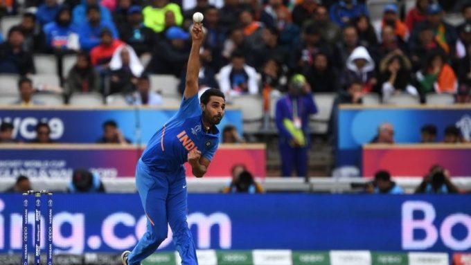 Bhuvneshwar Kumar out of West Indies ODIs, Shardul Thakur called up
