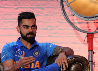 Virat Kohli: 'Late World Cup start is to India's advantage'