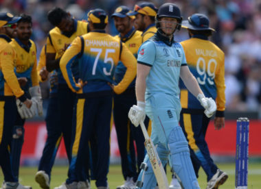 Eoin Morgan urges England to rebound with aggressive cricket