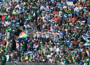 Pakistan and Afghanistan supporters clash outside Headingley