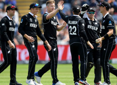 Kane Williamson defends Cardiff surface after big opening victory