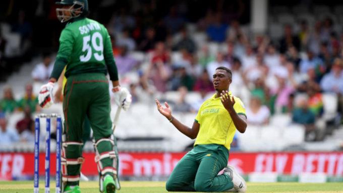 Ngidi return bolsters South African attack
