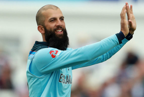 Moeen Ali looking beyond 'dream' 100th cap to World Cup glory