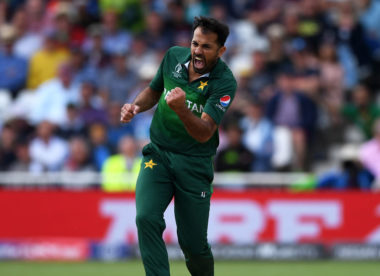 Wahab Riaz urges Pakistan fans to avoid personal criticism
