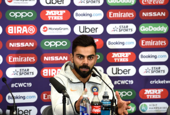 "Virat Kohli: ""India can't get too emotional for Pakistan game"""