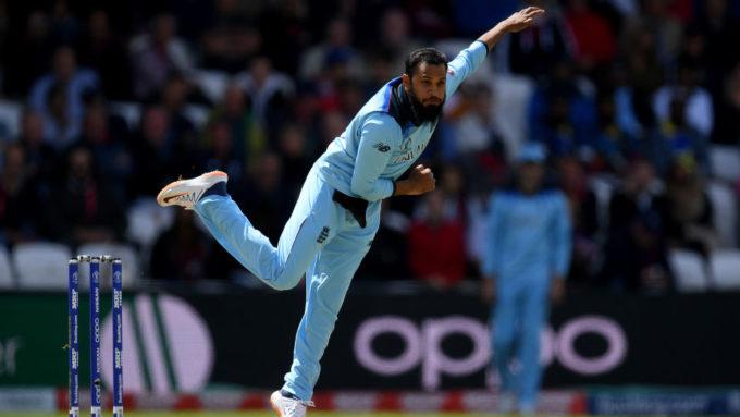 Shoulder injury ends Adil Rashid's season