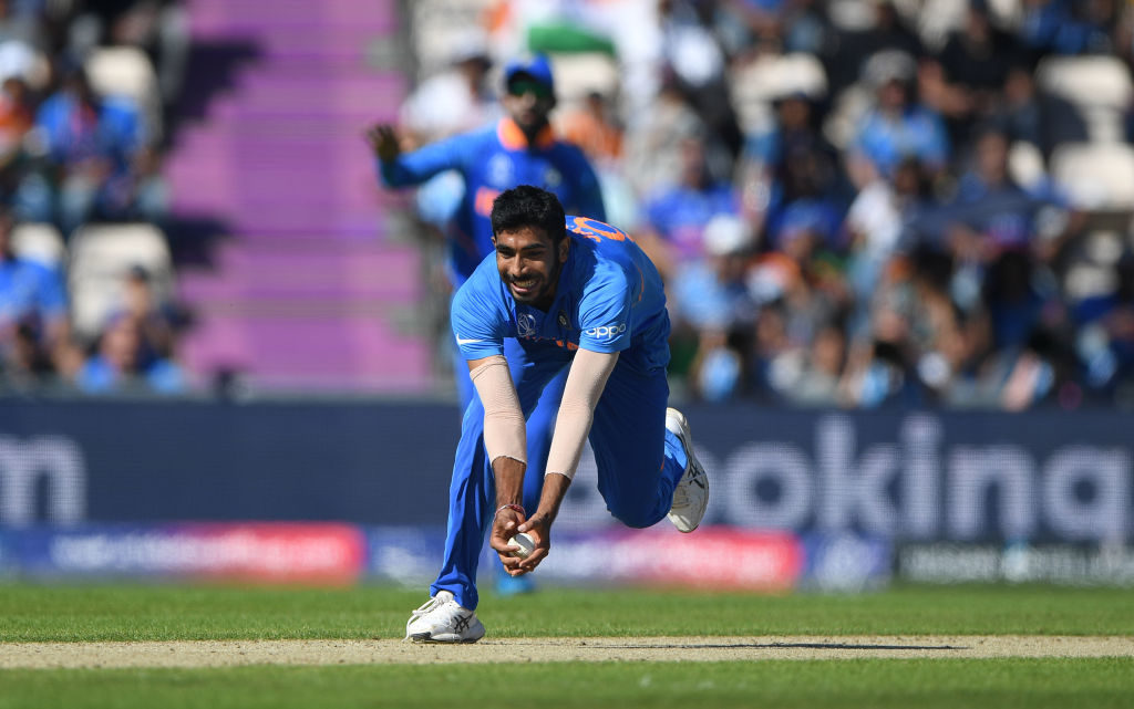Jasprit Bumrah only made his debut in 2016, but it's a mark of his impact that he makes the XI