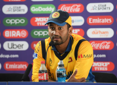 Sri Lanka middle order lacking confidence – Karunaratne