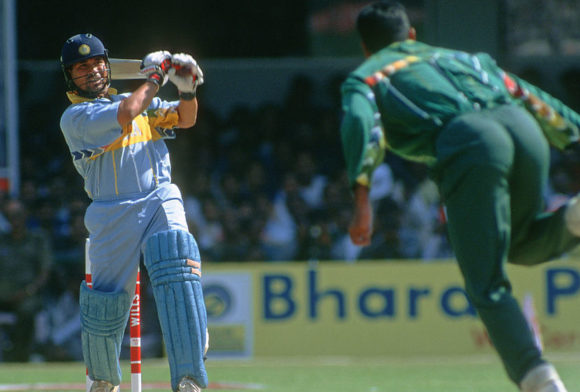 India v Pakistan: World Cup Legends XI