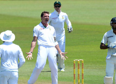 Dale Steyn: Fast, penetrative & vein-bulging intensity – Almanack tribute