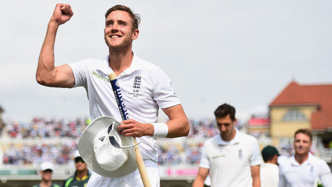 Stuart Broad recalls his demolition of Australia in 2015 Ashes – Almanack