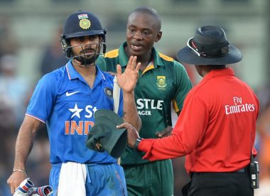 Kagiso Rabada: 'Immature' Virat Kohli can't take abuse