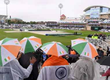 Cloudy, with a chance of World Cup cricket