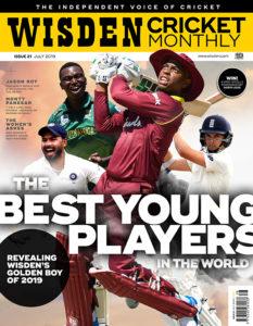 Wisden Cricket Monthly issue 21