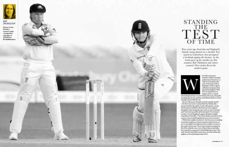 Women's Test cricket