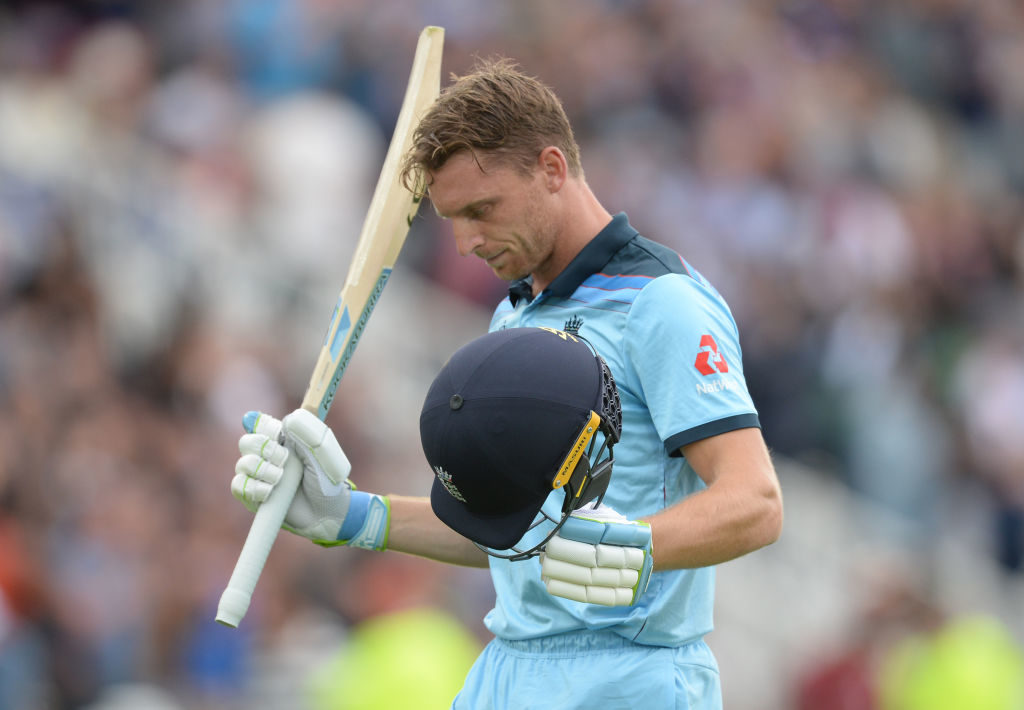 Buttler had legitimate fears for England at various points of the tournament