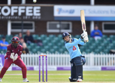 Amy Jones excels as England complete series clean sweep over West Indies