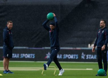 Mark Wood to undergo fitness test before West Indies clash