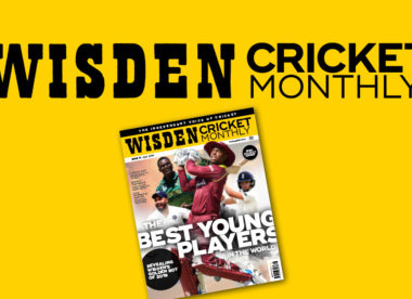 Wisden Cricket Monthly issue 21: The best young men's players in the world