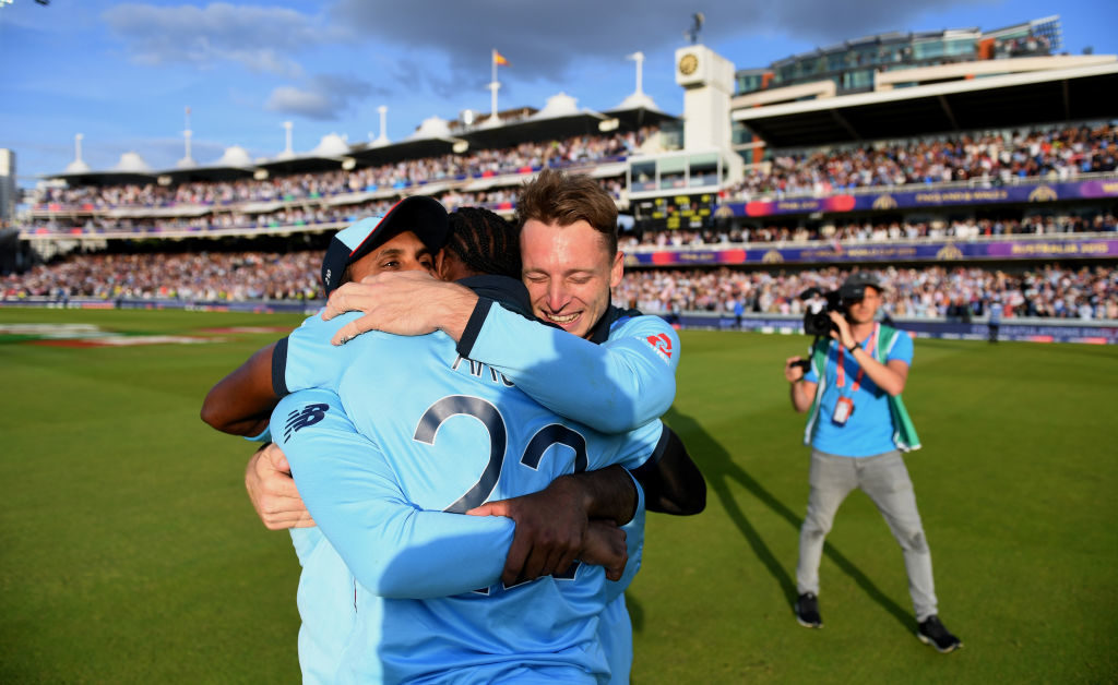 Archer picked World Cup win as summer highlight