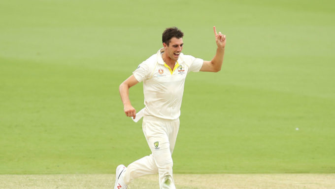 Fitter, stronger and charged up - Cummins looks forward to Ashes challenge