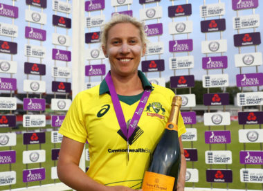 Women's Ashes: 'A memory I won't forget' – Delissa Kimmince