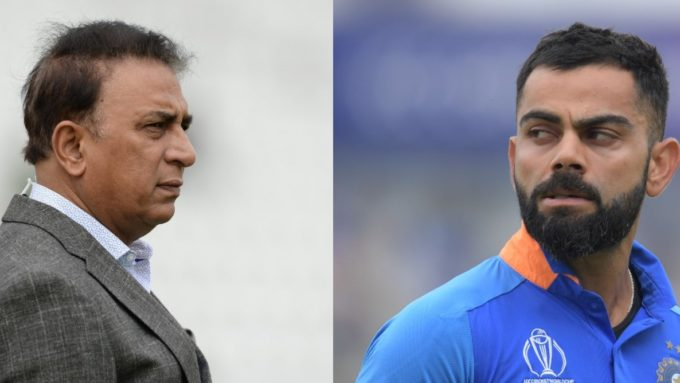 Gavaskar labels India's selectors 'lame ducks' for failure to question Kohli