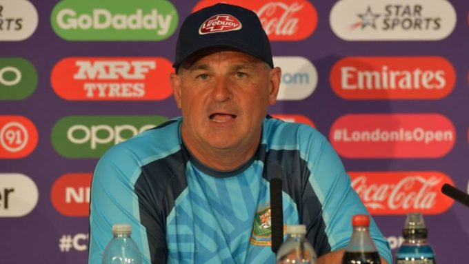 Steve Rhodes removed from Bangladesh coaching role through 'mutual separation'