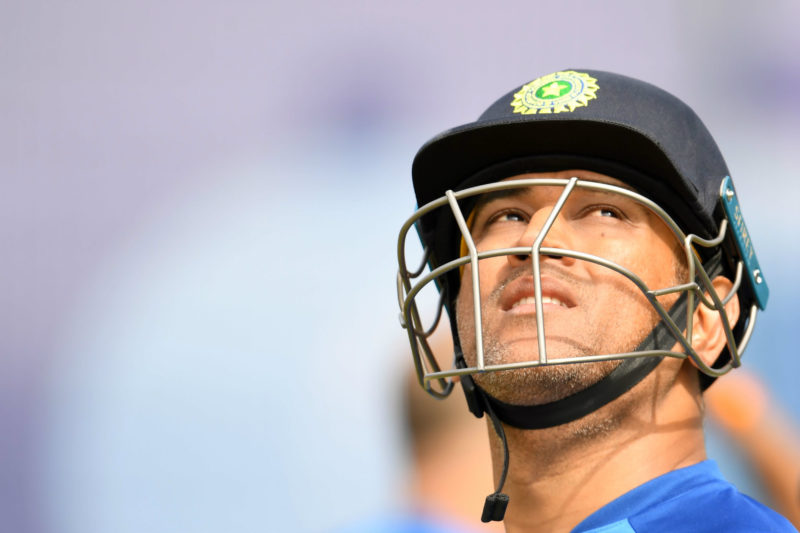 In the history of the game, MS Dhoni will be seen as a genius, as a man who led the way by doing things differently.