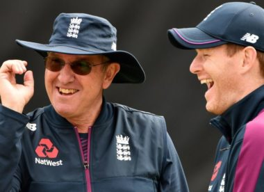 Bayliss sets eyes on bigger goal amidst 'favourites' chat