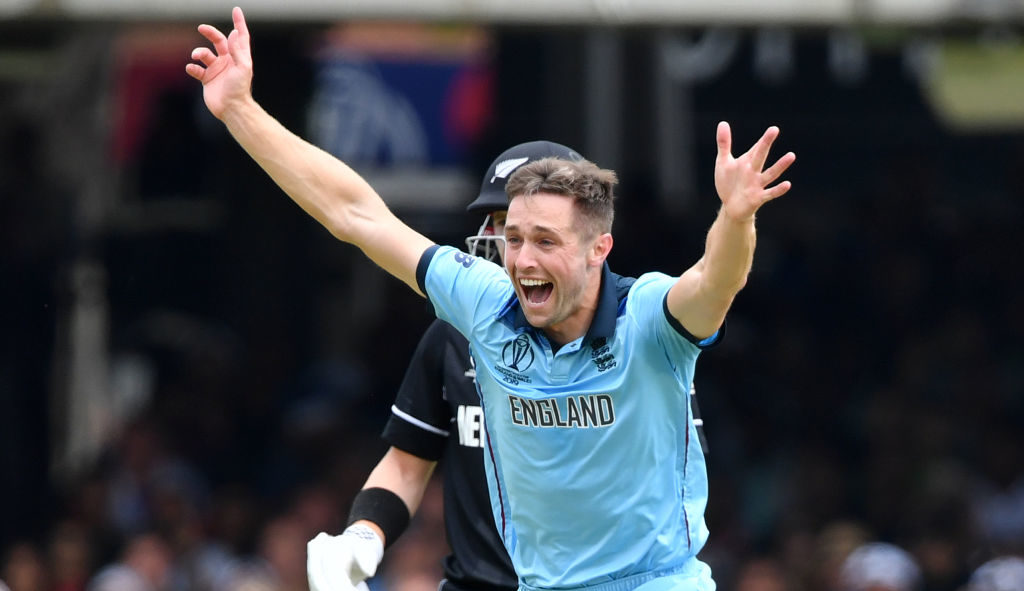 Woakes believes getting straight back into cricket was the best thing to do