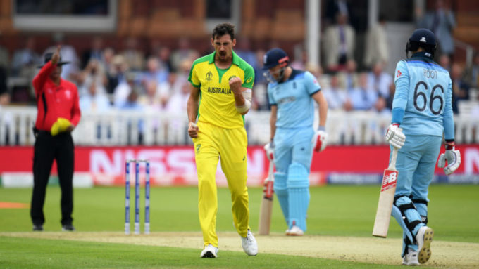Who's in good nick? England-Australia Cricket World Cup 2019 combined XI