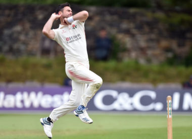 Anderson ruled out of Ireland Test; Stone & Roy to make debuts
