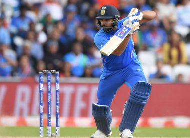 'Work your way and earn that position' – Rohit's advice to India's youngsters