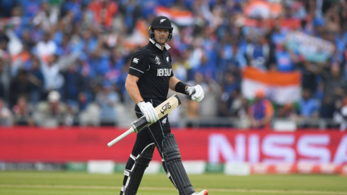 'It's coming back together' - Guptill hopeful of a good performance in the final