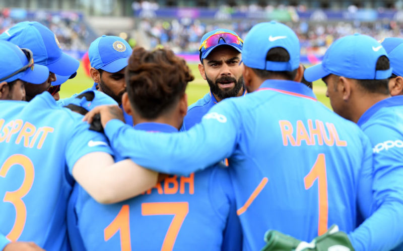 Virat Kohli has a lot of belief in his players, given their T20 credentials